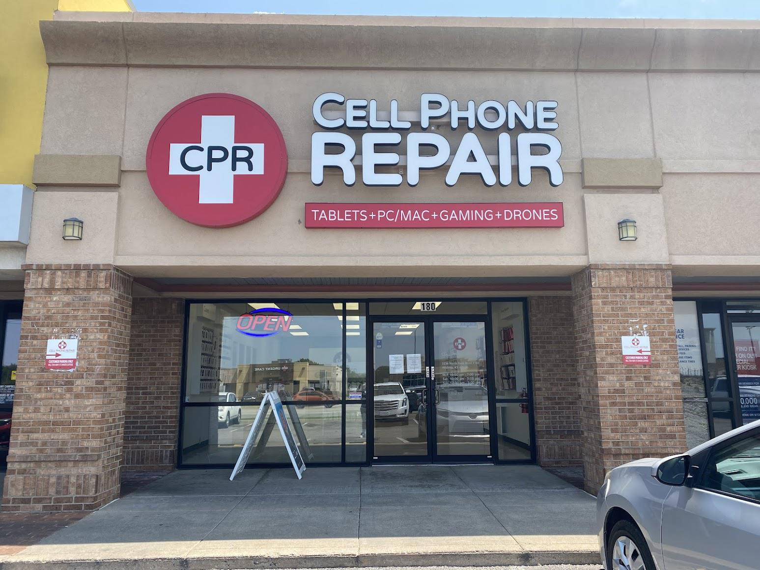 CPR Cell Phone Repair Wichita - North Rock