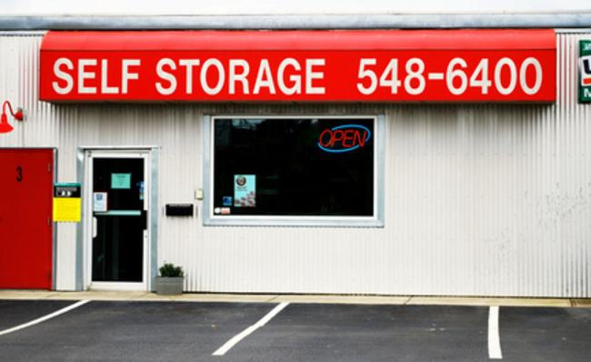 Chase Street Self Storage In Athens Ga 30601