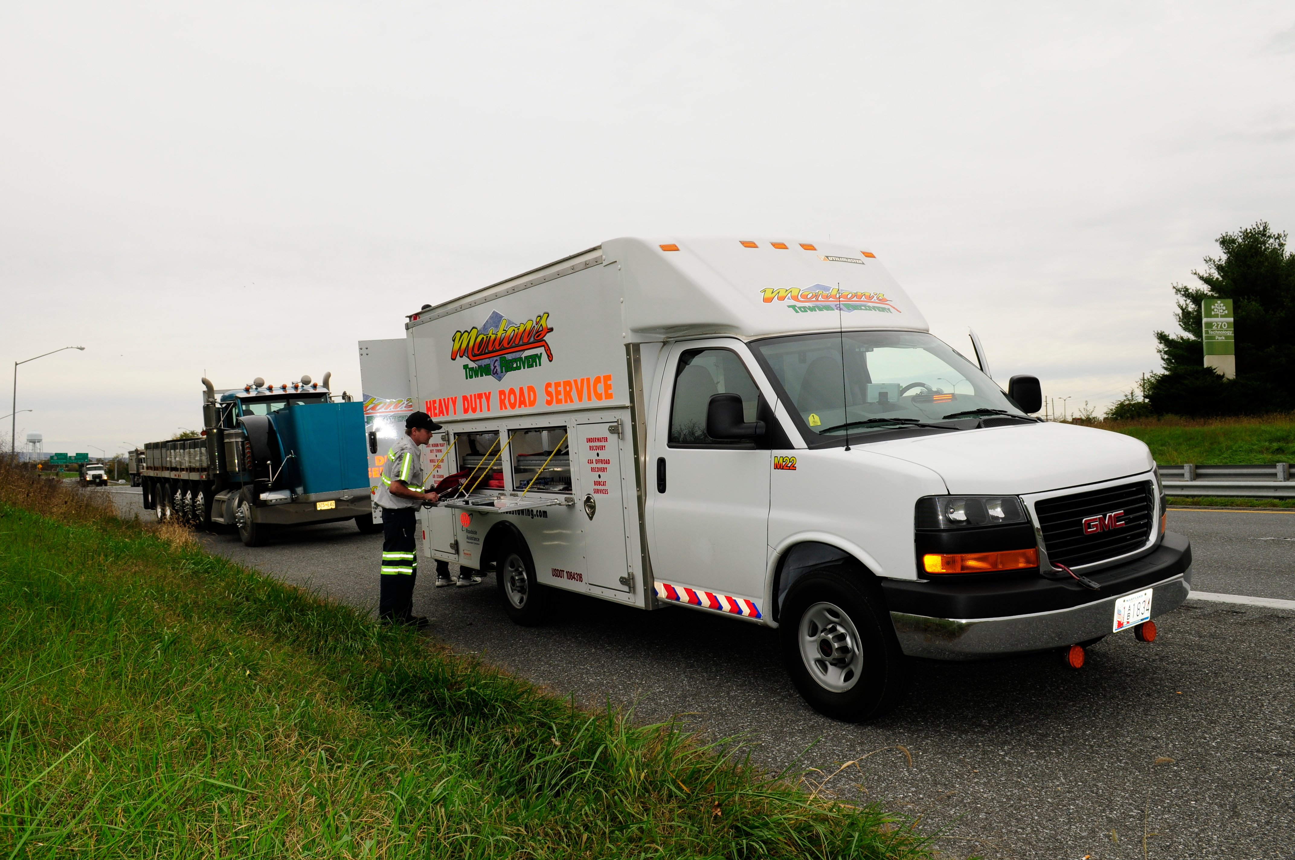 Morton 39 s towing recovery in laurel md autos motor for Route 1 motors inc laurel md