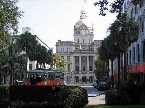 Staybridge Suites Savannah Historic District Savannah
