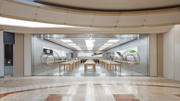 Images Apple The Mall of New Hampshire