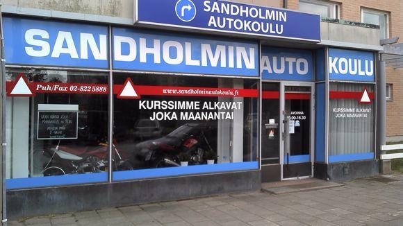 Sandholmin Autokoulu Oy