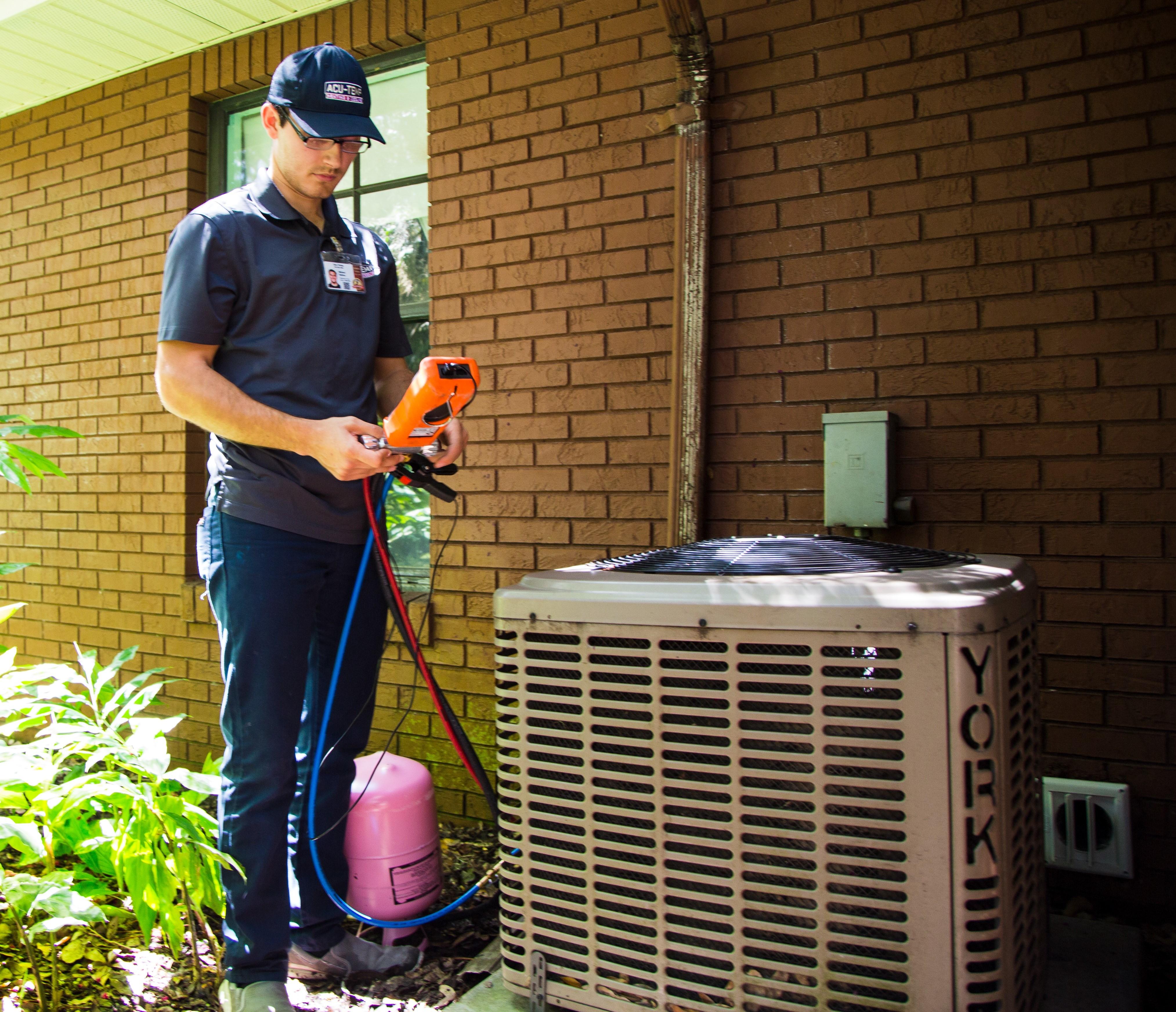 Acu Temp Heating Amp Cooling Lakeland Florida Fl