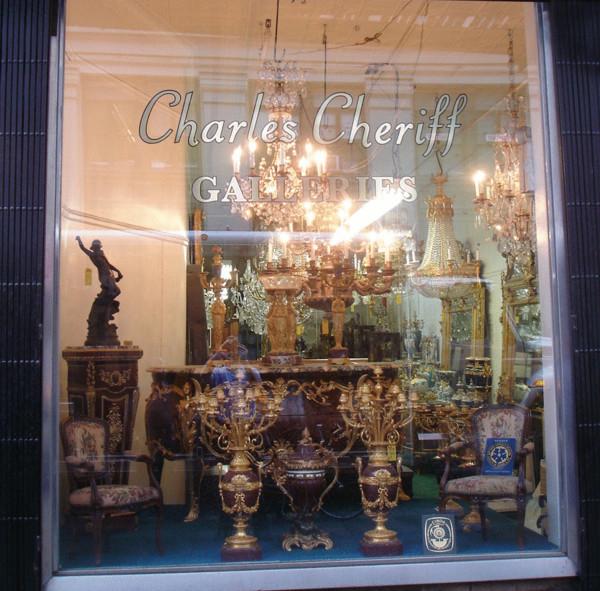 Charles Cheriff Galleries New York New York Ny