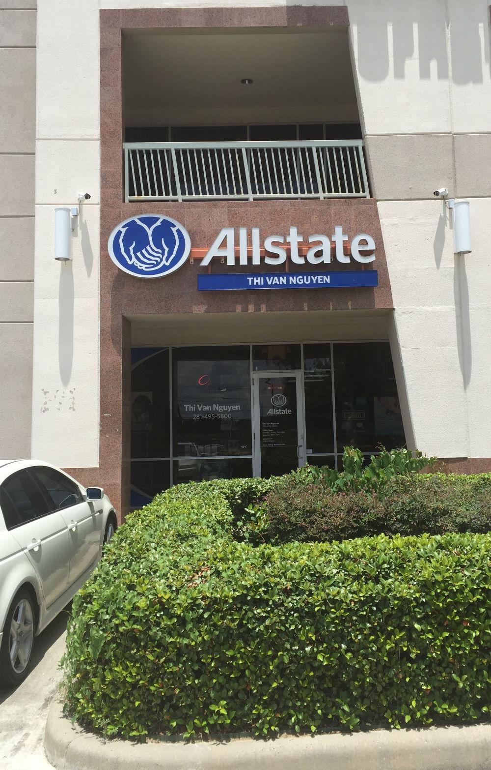 Allstate insurance agent thi van nguyen in houston tx for Best renters insurance houston