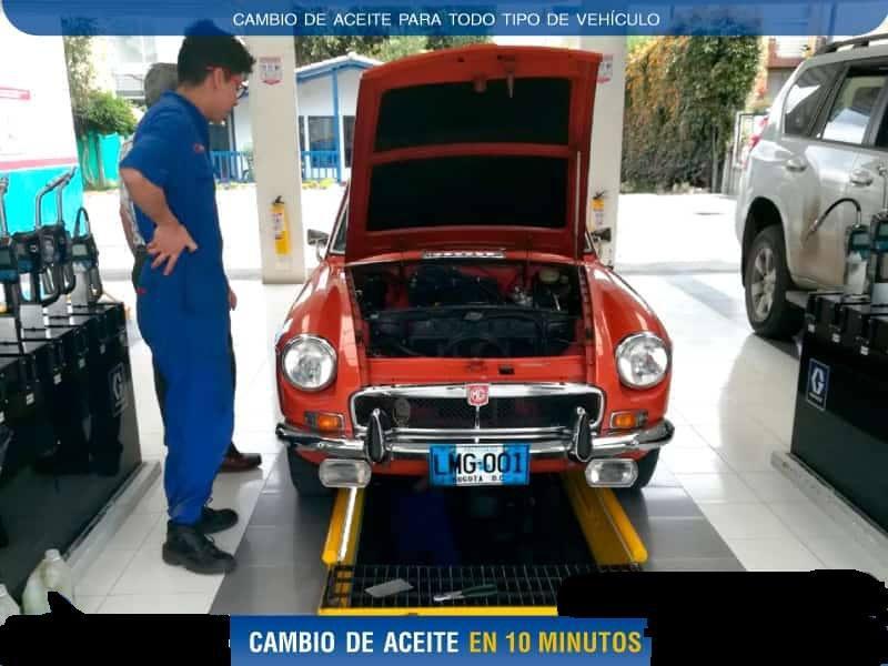 Spa Del Automotor