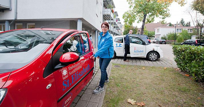 Ambulanter Pflegedienst Sozialstation St. Elisabeth e.V.