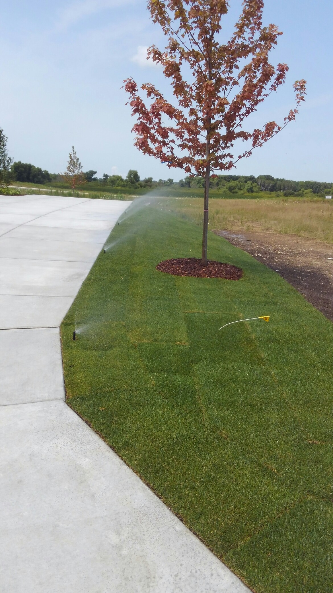 My bucket list lawn sprinklers systems