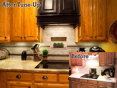 Kitchen tune up in tallahassee fl 32312 for Landscaping rocks tallahassee fl