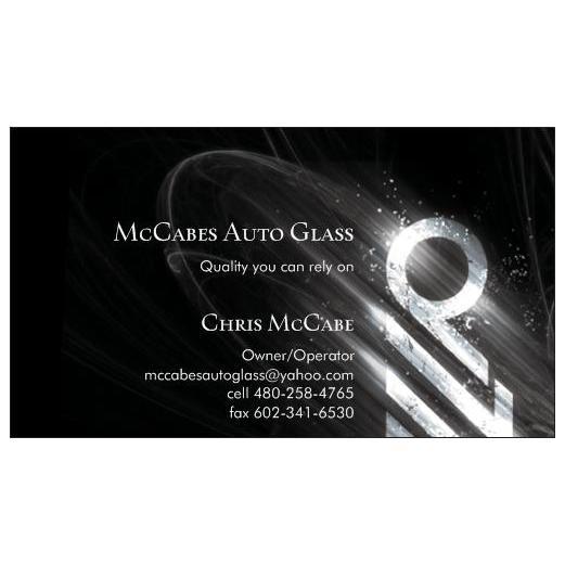 McCabes Auto Glass