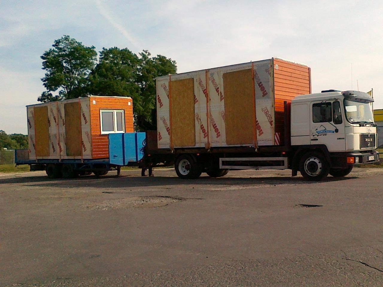 Usługi Transportowe HDS Romek Transport Kraj-Zagranica