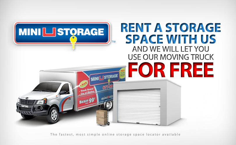 Mini U Storage