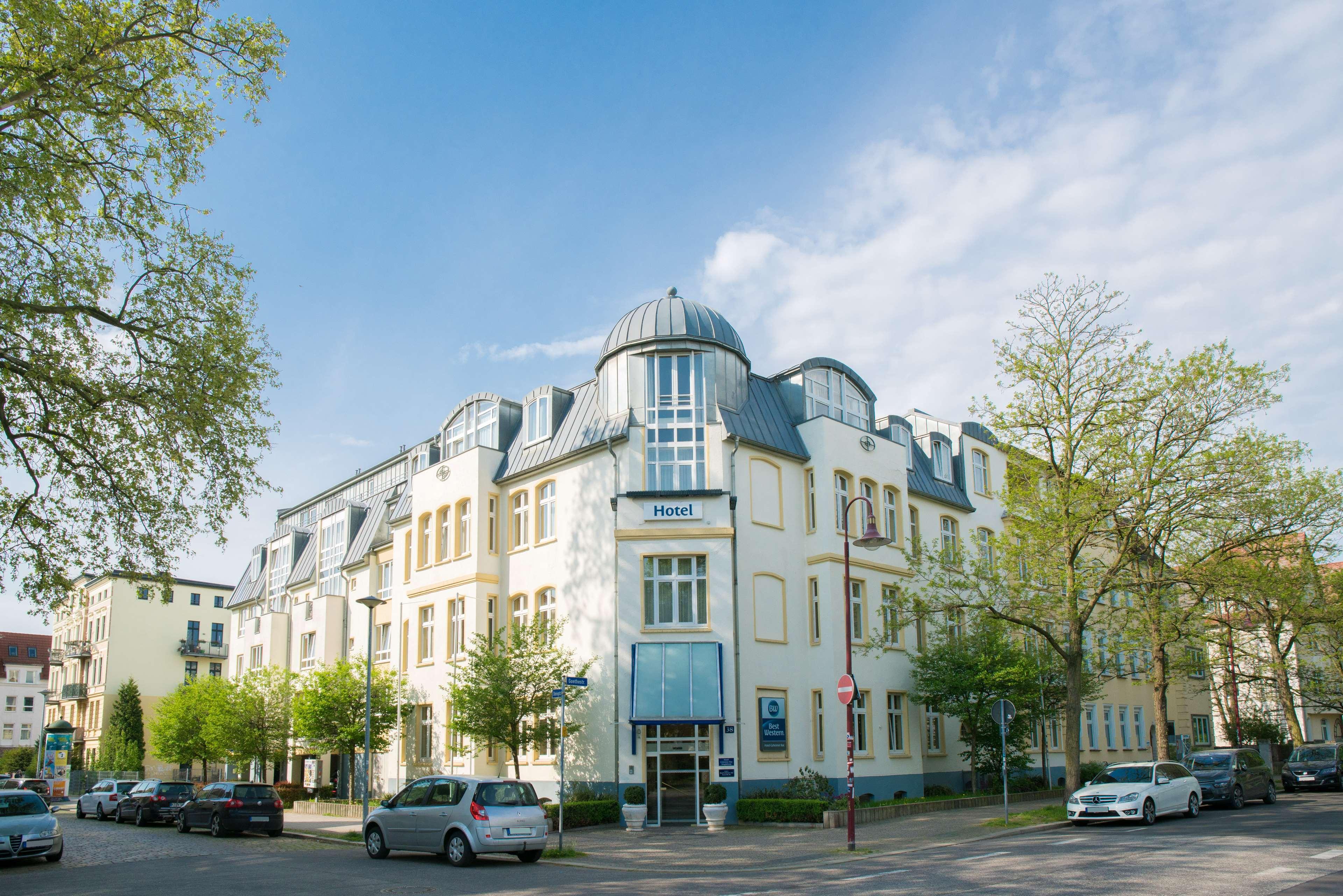 Best Western Hotel Geheimer Rat Magdeburg