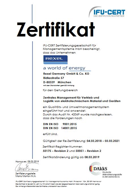 Rexel Germany GmbH & Co. KG München