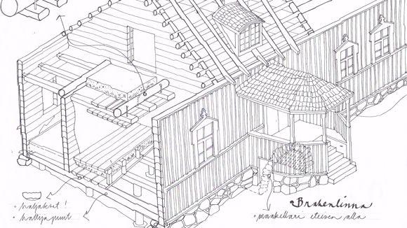 Korjausrakentaminen Vanhoo Ossoo / Maria Luostarinen