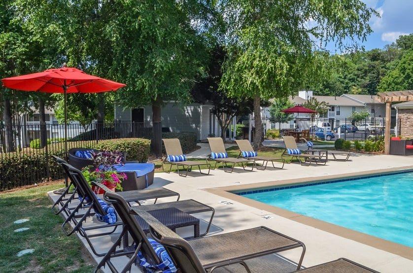 Woodland Hills Apartments Decatur Ga