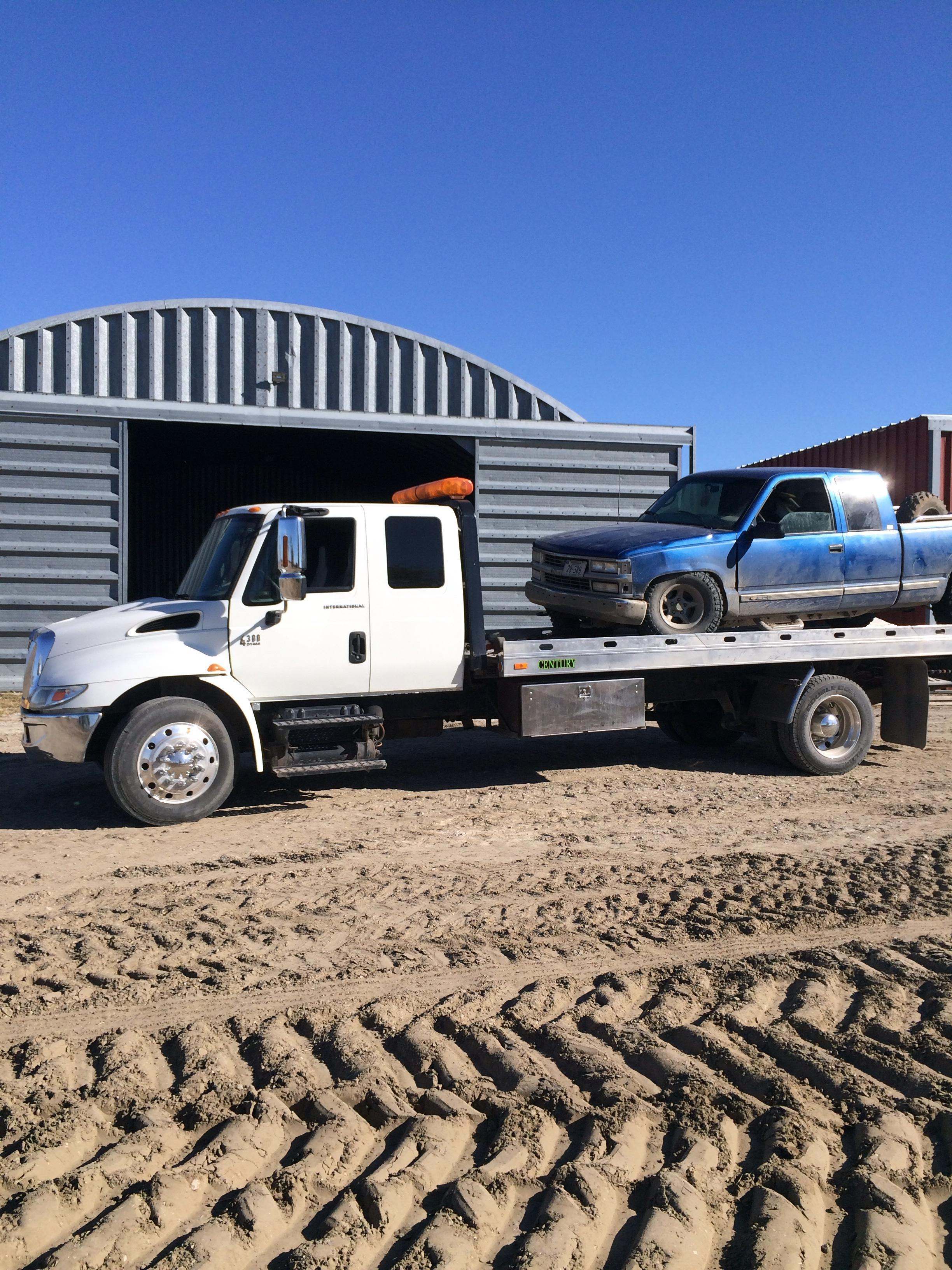 Csc Towing Llc