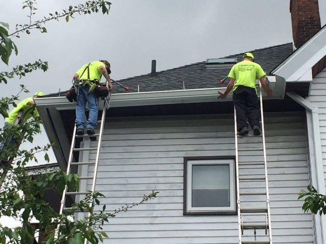 1 Gutter Guys In Homestead Pa 15120 Chamberofcommerce Com