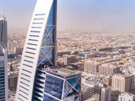 Regus - Riyadh, Al Olaya