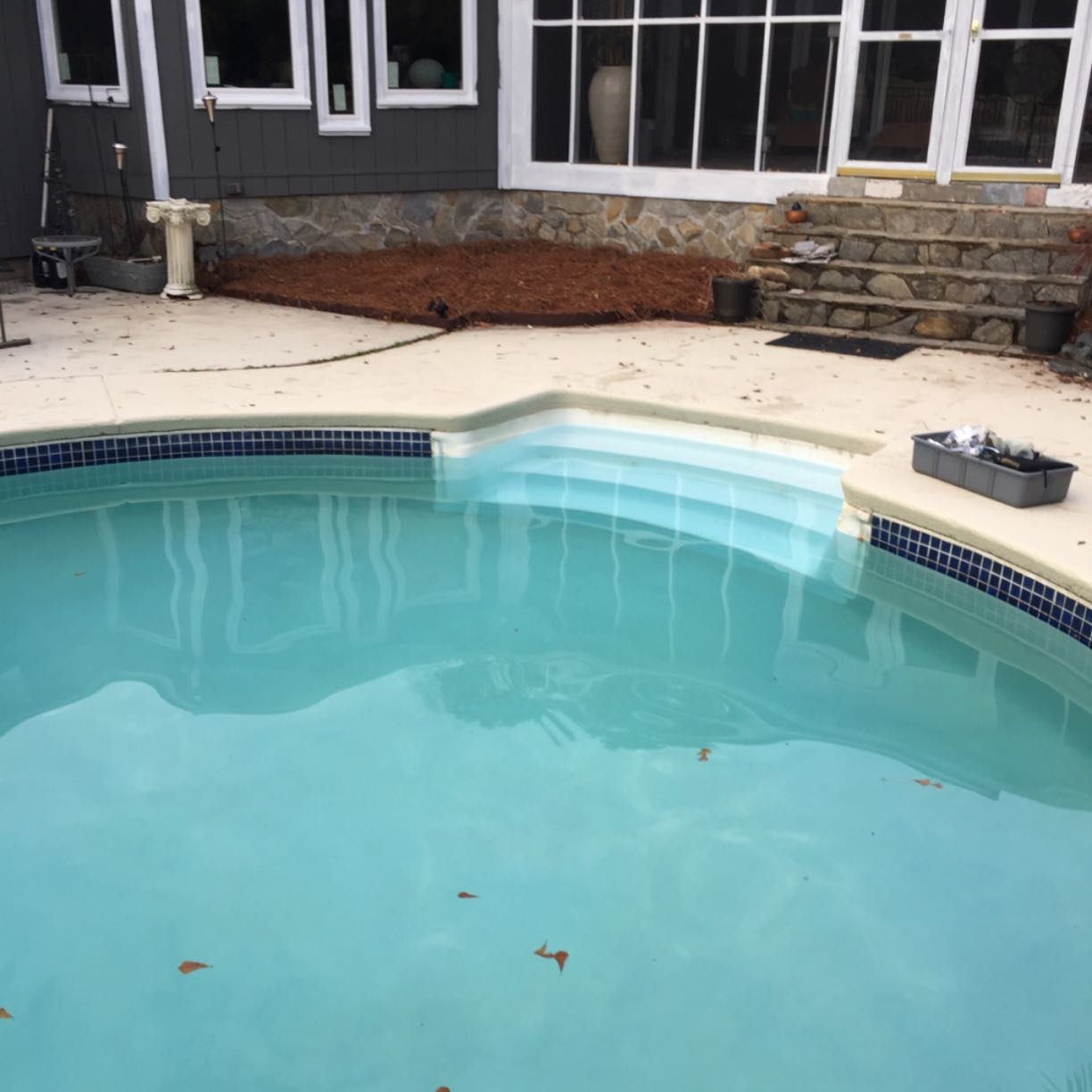 Osborne 39 s pool leak detection in florence sc 29501 for Pool show florence sc