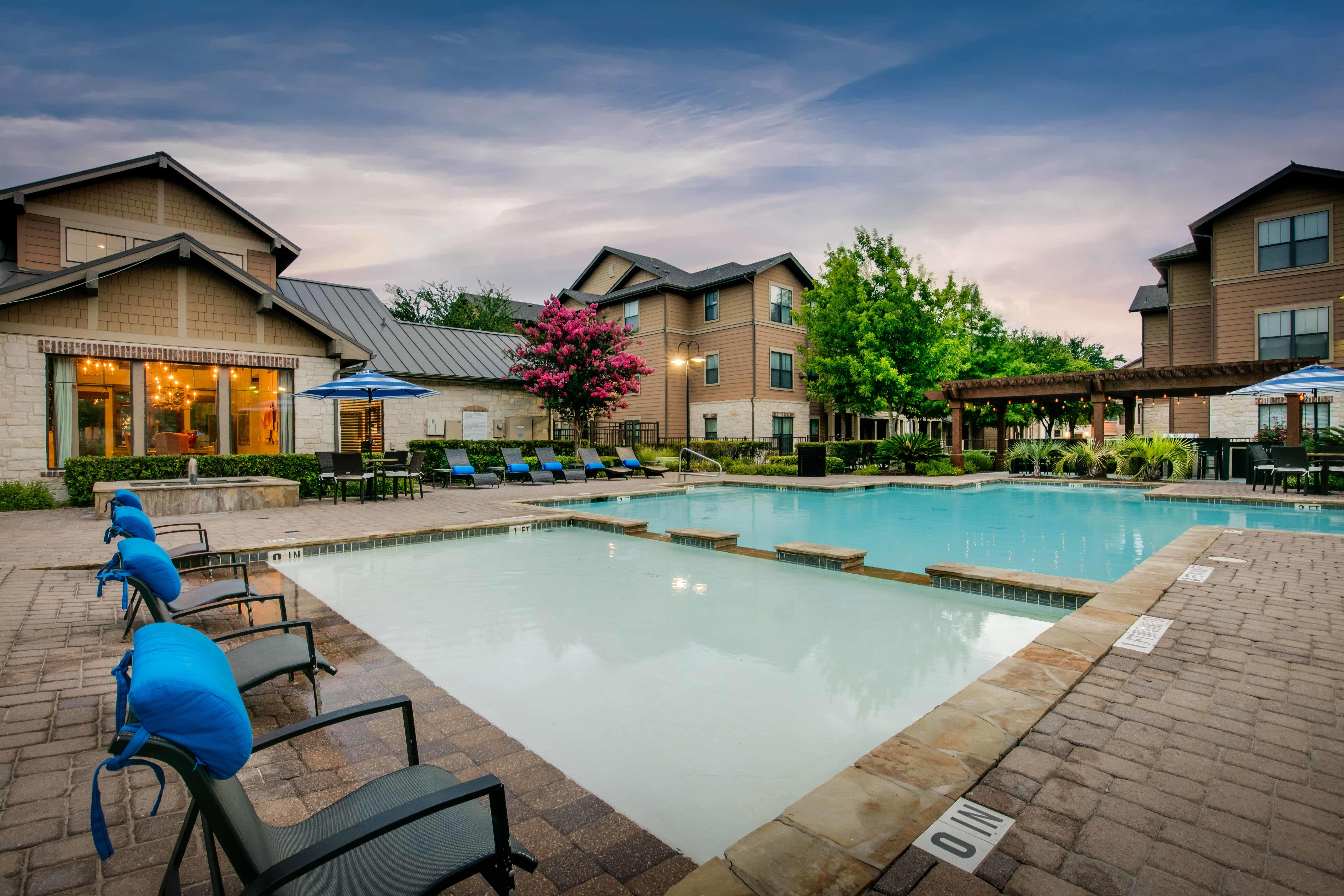 Legacy Heights Apartments In San Antonio