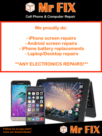 all electronics devices repair Charlottesville