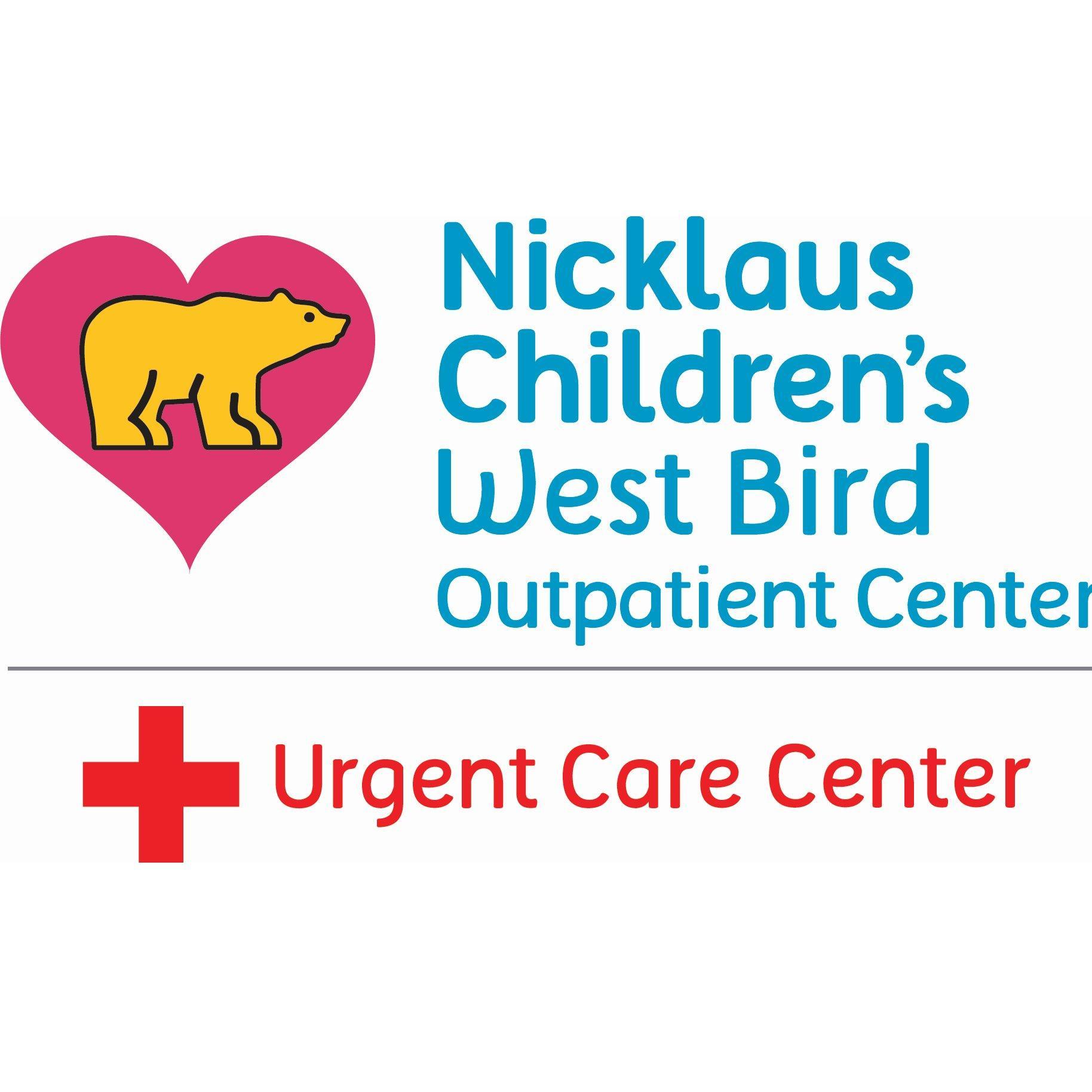 Nicklaus Children's West Bird Urgent Care Center