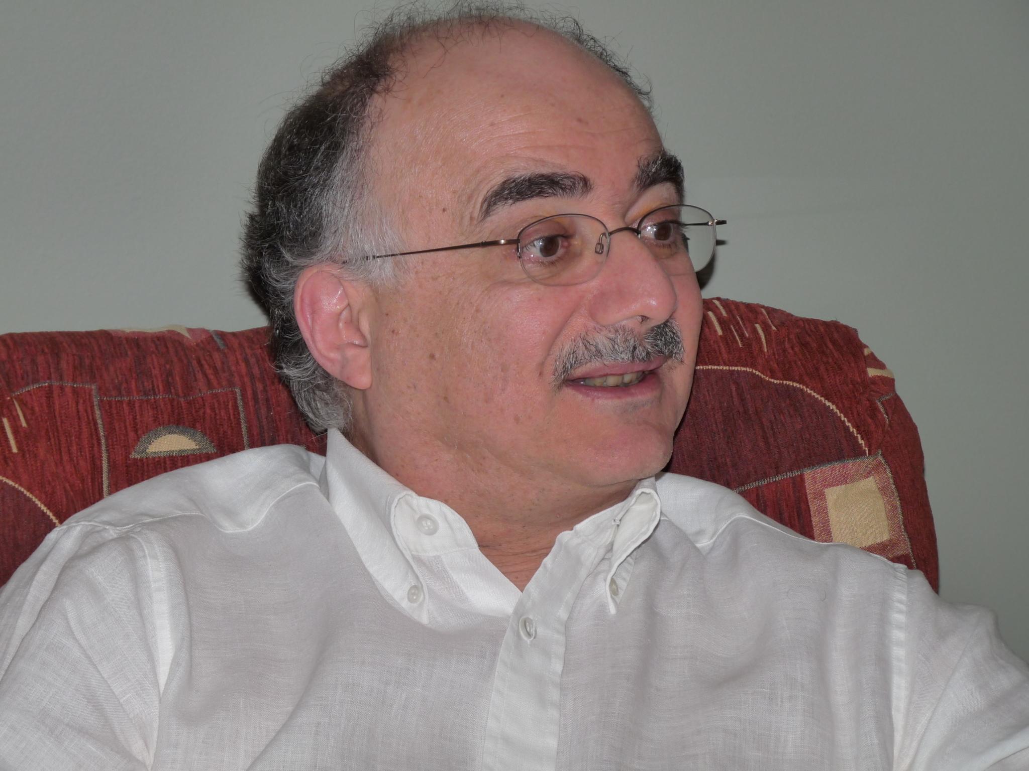 Jbeili Karim Richard in Montréal