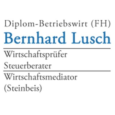 Bild zu Bernhard Lusch Wirtschaftsprüfer/Steuerberater/Wirtschaftsmediator in Waiblingen