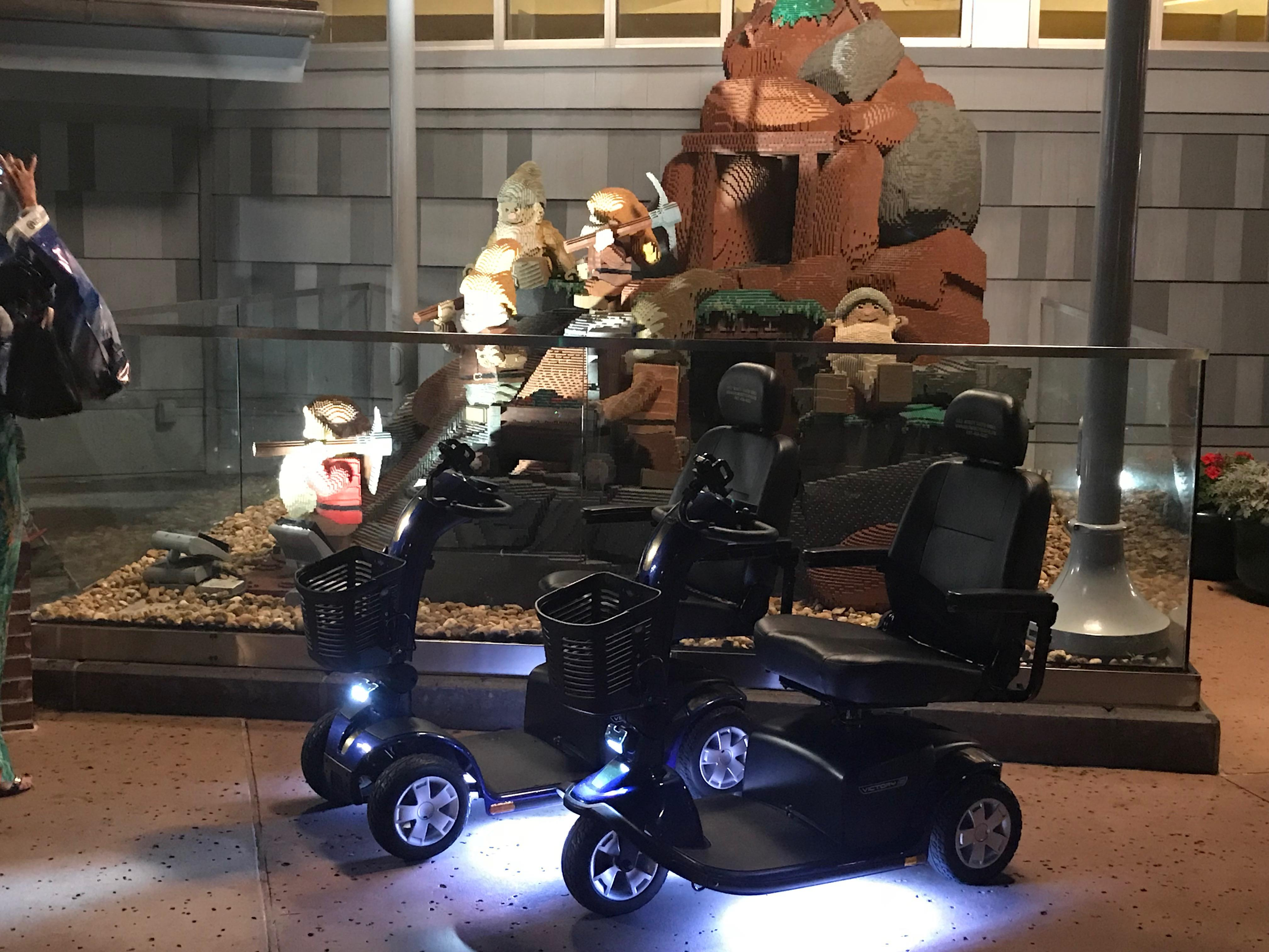 Gold Mobility Scooters LLC - Medical Equipment & Supplies