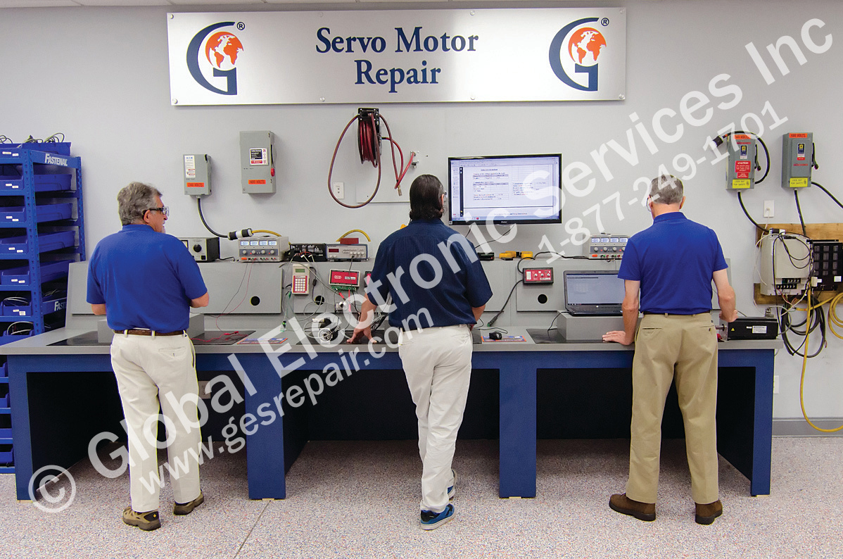 Baldor Electric Motor Repair Testing: baldor motor repair