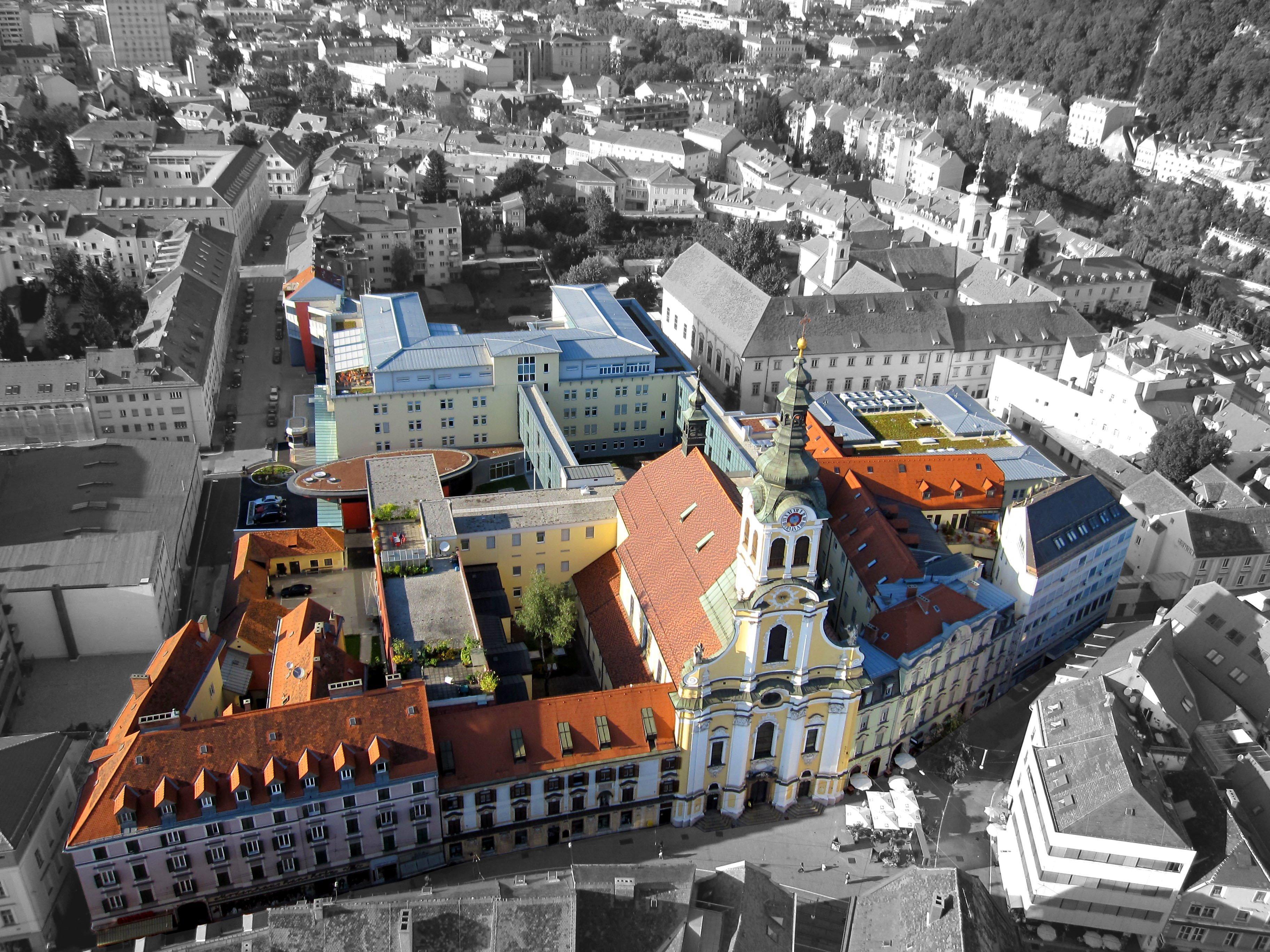Krankenhaus d Barmherzigen Brüder Graz