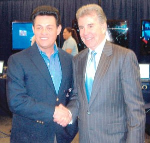 Glenn Holmes and John Walsh of America's Most Wanted .