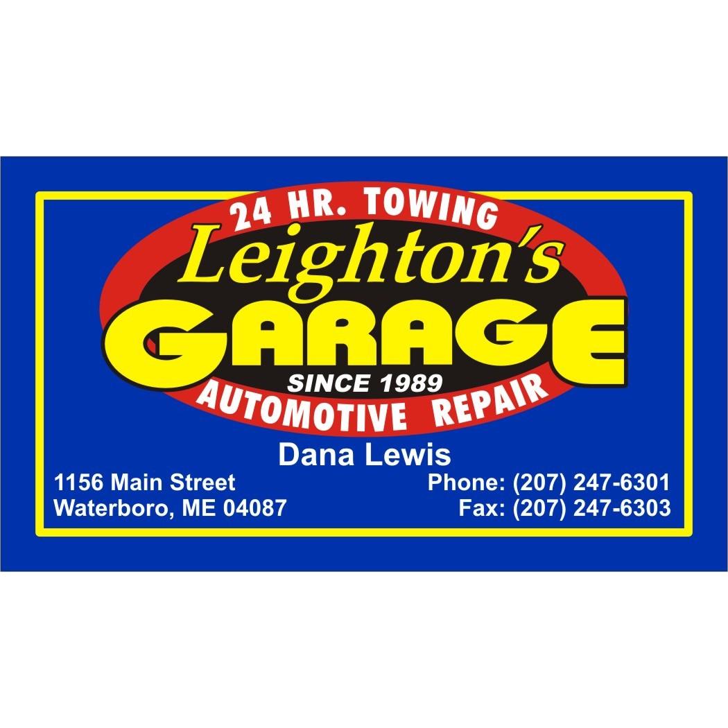 Leighton's Garage, Inc.
