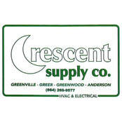 Electrical Supply Store in SC Greenville 29611 Crescent Supply Company, Inc. 2124 Anderson Road  (864)269-9577