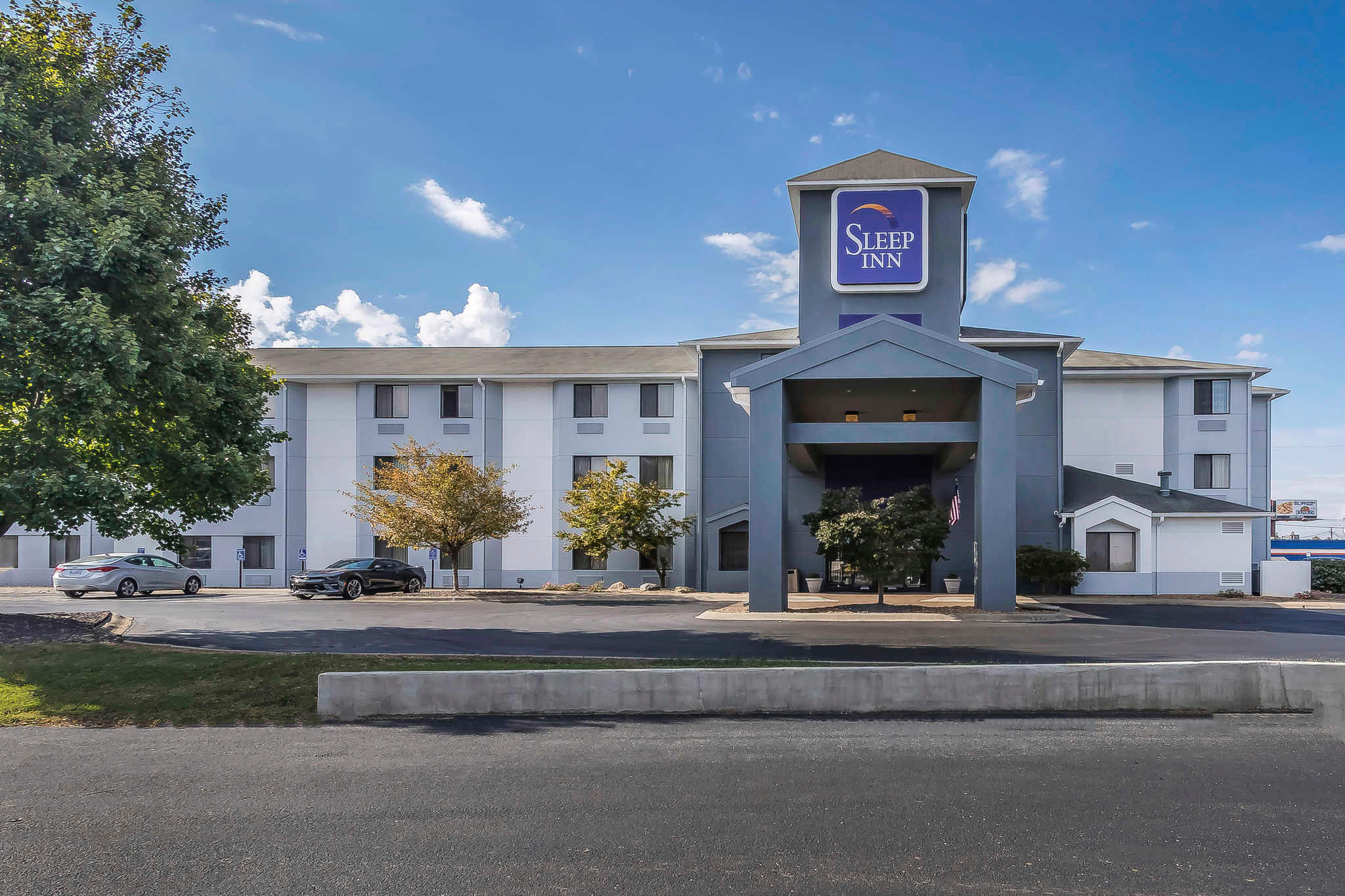 Sleep Inn Henderson Evansville South Henderson Kentucky