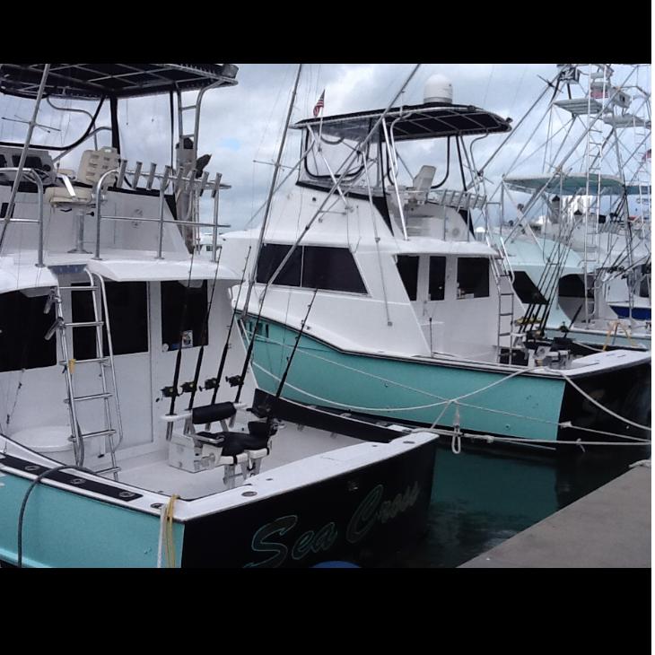 Sea cross deep sea fishing miami coupons near me in miami for Deep sea fishing charters near me