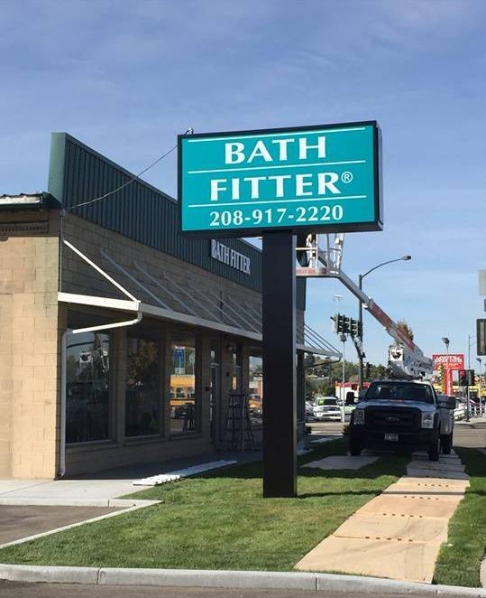 Bath fitter of idaho boise idaho id for Bath remodel boise