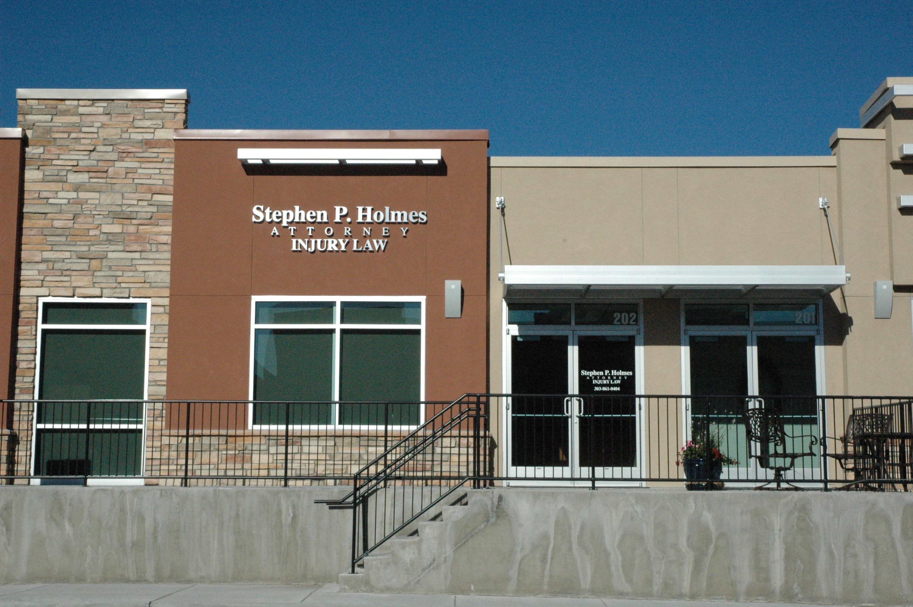 Stephen P. Holmes