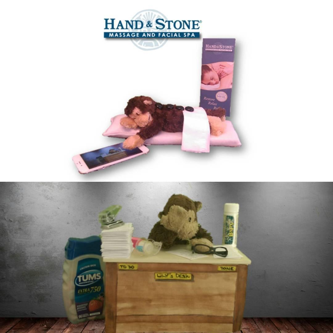 Hand and stone massage spa coupons