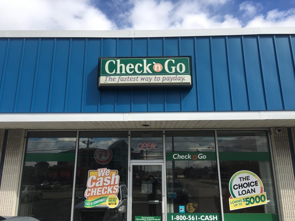 Check n go discount coupons