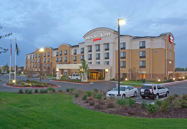 Springhill Suites By Marriott Boise Boise Idaho Id