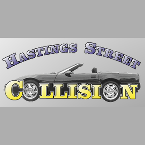Hastings Street Collision