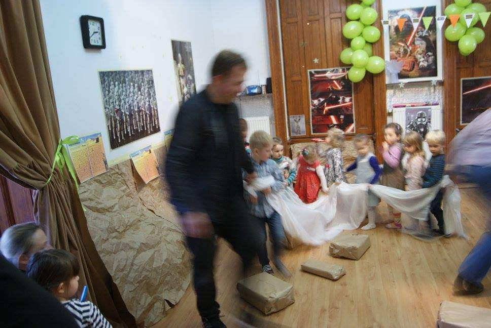 Centrum Zajęć Fabryka Marzeń Daniel Łabaz