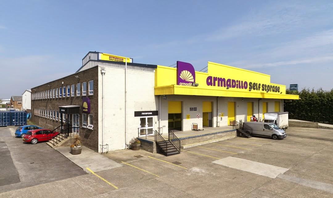 Armadillo Self Storage Stockton Central Stockton on Tees 01642 608222