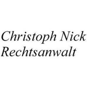 Bild zu Christoph Nick Rechtsanwalt in Stollberg im Erzgebirge
