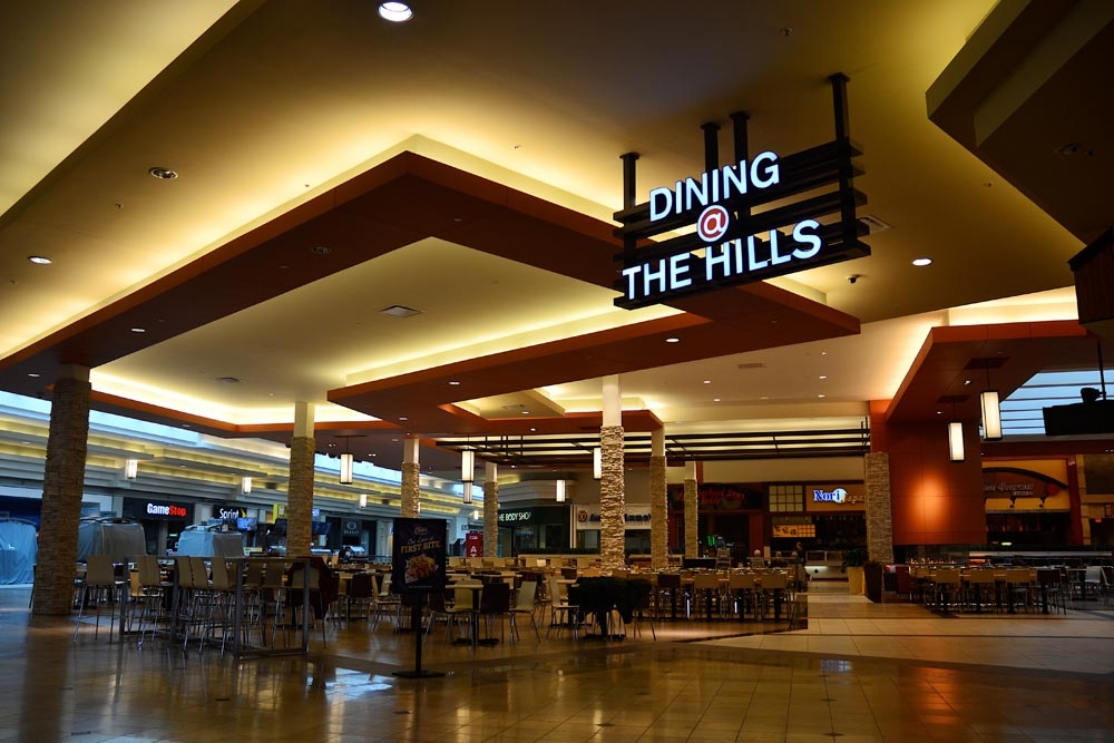Woodland Hills Food Court Hours