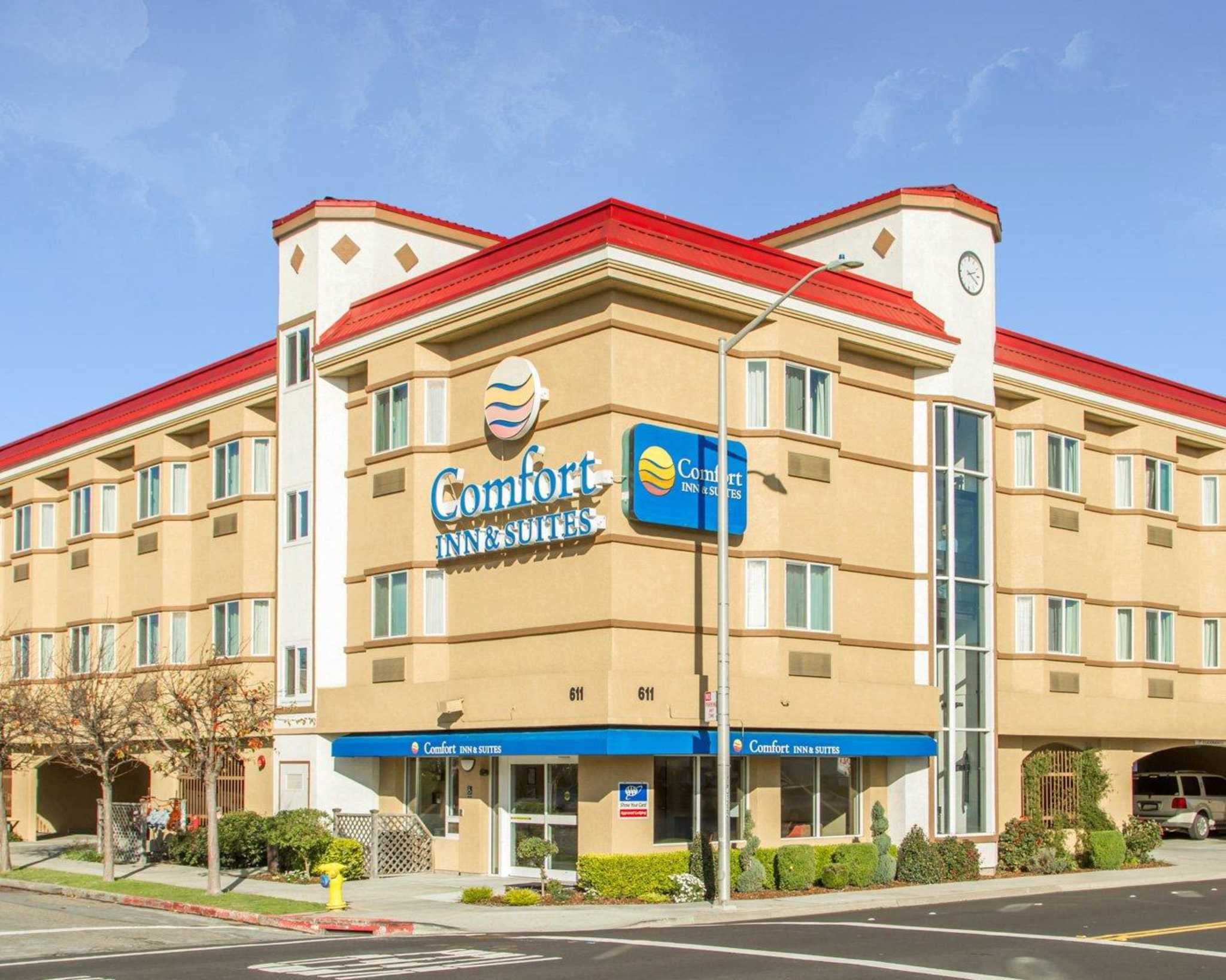 Comfort Inn  U0026 Suites San Francisco Airport West  San Bruno