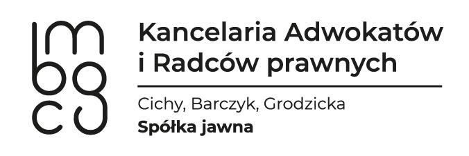 CBGM Kancelaria Adwokatów i Radców Prawnych Cichy Barczyk Grodzicka