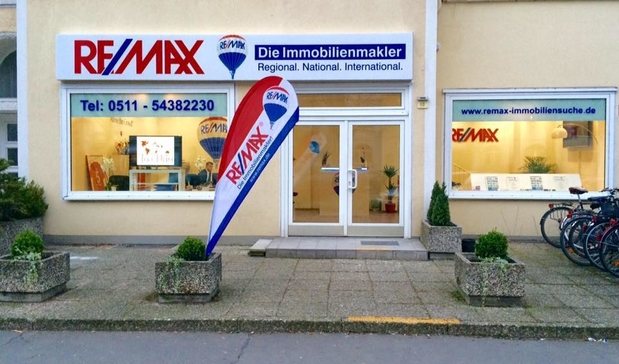 RE/MAX Immobiliensuche